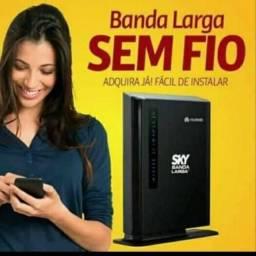 Sky tv e inter-net