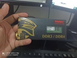 Memória RAM DDR4 4 GB 2400MHZ