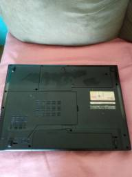 Título do anúncio: Notebook dell core 2 duo. 04 gb ram