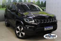 Título do anúncio: Jeep Compass 2.0 Diesel  Longitude 4x4 automatica 2018 cor preta
