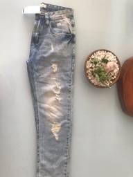 Calça jeans TAM 16