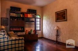 Casa à venda com 4 dormitórios em Caiçaras, Belo horizonte cod:219869