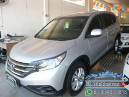 CR-V LX 2.0 16V 2WD/2.0 Flexone Aut. - 2013