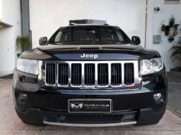 Jeep Grand Cherokee 3.6 Laredo 4X4 V6 24V 2011/2012 Preta Blindada - 2012
