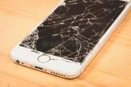 Compro iphone's quebrados!