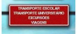 Transporte Escolar e Universitário