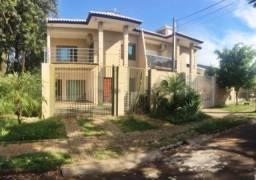 Sobrado residencial à venda, Jardim Santa Rosa, Foz do Iguaçu.