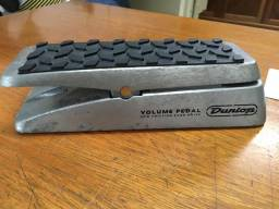 Pedal Volume Dunlop
