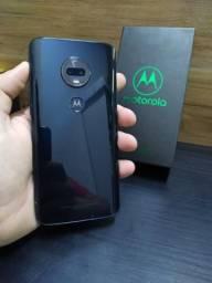 Motorola g7 plus 64 gb indigo / a pronta entrega