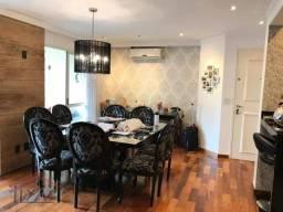 Apartamento com 3 dormitórios à venda, 126 m² por r$ 1.400.000 - perdizes - são paulo/sp