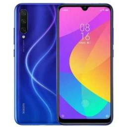 Smartphone azul 64gb 6gb ram em ate 12x sem juros