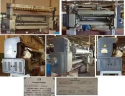 Máquina de Rebaixar Couro Flamar Itália 1800 BA/18x2autom. 2000 - #3907