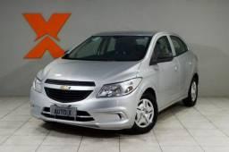 Chevrolet ONIX HATCH Joy 1.0 8V Flex 5p Mec. - Prata - 2017 - 2017