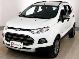 Ford EcoSport FREESTYLE 2.0 16V 4WD Flex 5p - Branco - 2017 - 2017