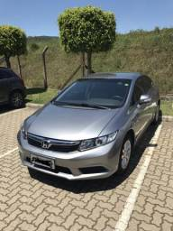 Honda Civic 1.8 LXL - Imperdível !!!!! - 2013