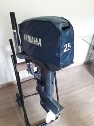 Motor de Popa Yamaha 25HP - 2006 Revisado - 2006