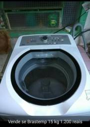 Maquina d lavar Brastemp 15kilos