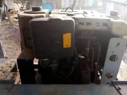 Gerador a diesel12kva