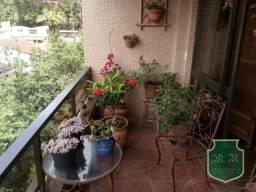 Apartamento à venda com 3 dormitórios em Retiro, Petrópolis cod:106