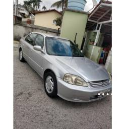 Honda Civic 1.6 16v 2000 lx - 2000