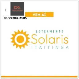 Loteamento Solaris em Itaitinga !@#$