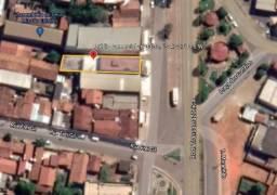 Prédio à venda, 480 m²- Centro - Estreito/MA - 2ª Praça 17/12 às 10h30