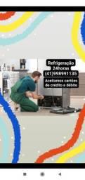 Refrigeração 24horas Curitiba / Geladeiras e Freezers