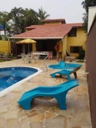 Casa à venda com 4 dormitórios em Praia das palmeiras, Caraguatatuba cod:172