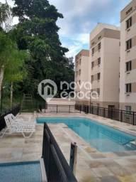 Apartamento à venda com 2 dormitórios em Engenho novo, Rio de janeiro cod:ME2AP49574