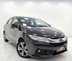 HONDA CITY SEDAN EX 1.5 FLEX  AUT IMPECAVEL