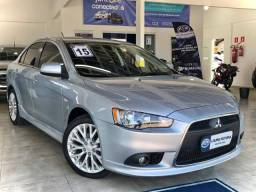 LANCER 2015/2015 2.0 GT AWD SEDAN 16V GASOLINA 4P AUTOMÁTICO