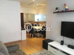 Apartamento à venda com 3 dormitórios em Méier, Rio de janeiro cod:ME3AP31435
