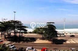 Apartamento à venda com 4 dormitórios em Copacabana, Rio de janeiro cod:CO4AP38642
