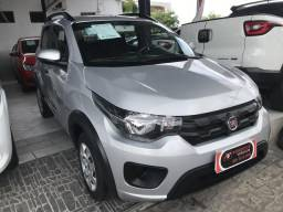 Fiat Mobi Way 2019 Completo