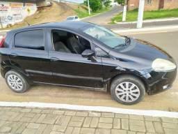 Fiat punto elx 1.4 09/10 completo - 2010