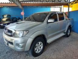 Toyota hilux srv - 2011