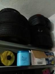Vendo pneus aro 16 perfil baixo preciso desocupar espaço