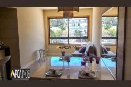Apartamento com 3 dormitórios para alugar, 74 m² por R$ 2.220,00/mês - Vila Jardim - Porto