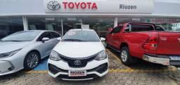 Toyota Etios HB X 1.3 Aut Flex 2019 Branco
