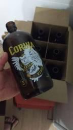Garrafas de cerveja 1 litro growler