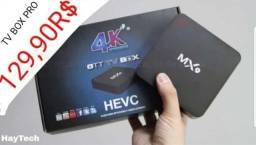 TV Box 4k Mxq Pro 5G
