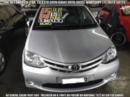 Toyota/ Etios 1.5 XS 2015 Novo - Freguesia do Ó - Z/N