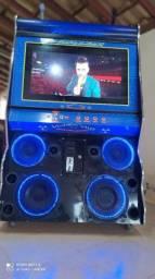 Máquina de música vídeo box