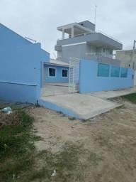 Título do anúncio: Casa com piscina 50mts do mar, 2 quartos no Balneário Albatroz