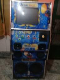 Maguina de  musica karaokê jukebox vidioke e música preço 2300 telefone *