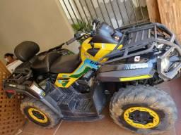 Quadriciclo can-am 800 cc 4x4 2012