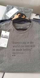 Camisetas oakley e ed hardy
