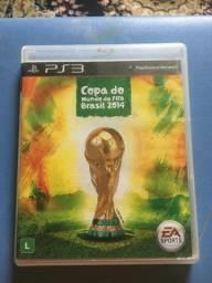 Copa do Mundo Brasil Fifa 2014 (PS3)