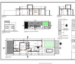 10$M2 Projetos Arquitetônicos residênciais com 3D e ART