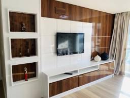 Lindo apartamento decorado na Praia de Palmas - Governador Celso Ramos/SC